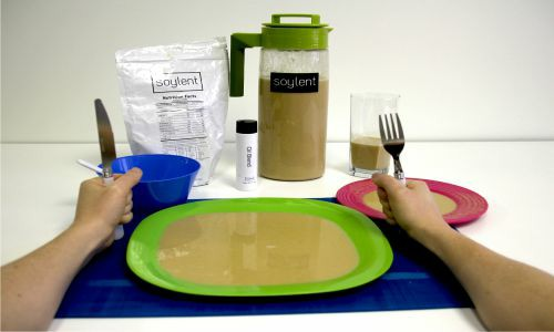 makanan masa depan soylent pengganti makanan