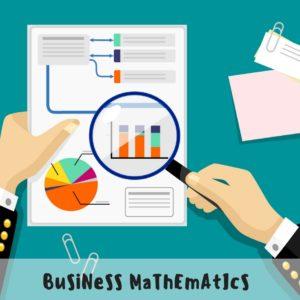 business-mathematics-logo
