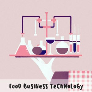 food-business-technology-logo